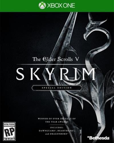 Detalhes do produto xbox one the elder scrolls v skyrim edt