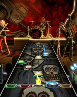 xbox 360 guitar hero aerosmith - Foto 1