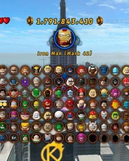 xbox 360 lego marvel super heroes - Foto 1