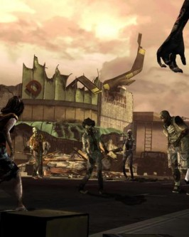 xbox 360 the walking dead - Foto 2