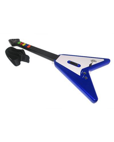 Detalhes do produto sony2 acs guitar wrls shark skg300 blue