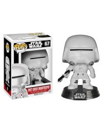 Detalhes do produto pop star wars  67 first order snowtrooper 6223