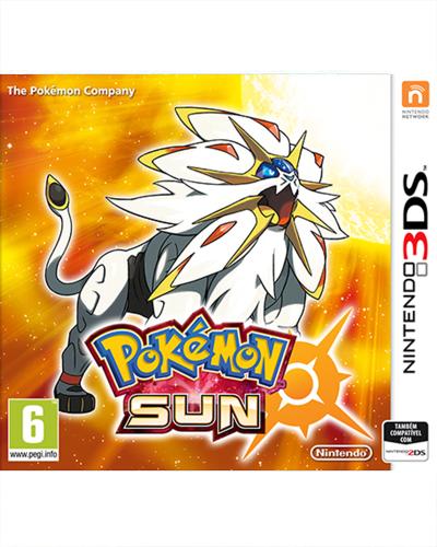 Detalhes do produto ds 3d pokemon sun new
