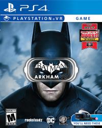 Detalhes do produto sony4 vr batman vr new