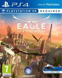 Detalhes do produto sony4 vr eagle flight new