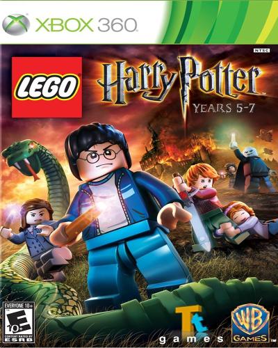 Detalhes do produto xbox 360 lego harry potter years 5 7