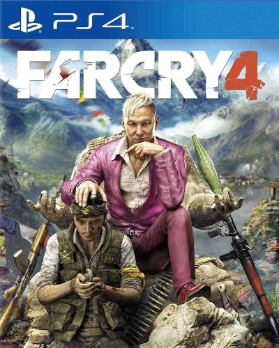 Detalhes do produto sony4 farcry 4