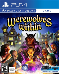 Detalhes do produto sony4 vr werewolves within