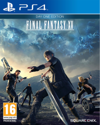 Detalhes do produto xbox one final fantasy xv day one new