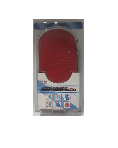 Detalhes do produto psvita acs case psv01 vermelho