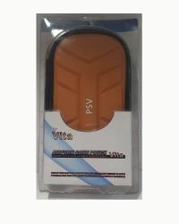 Detalhes do produto psvita acs case psv03 laranja
