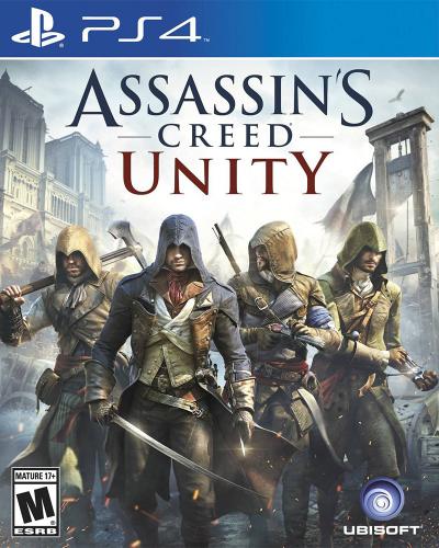 Detalhes do produto sony4 assassin s creed unity