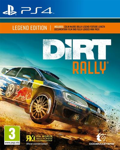 Detalhes do produto sony4 dirt rally