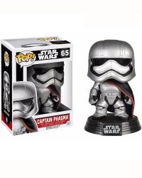 Detalhes do produto pop star wars  65 captain phasma 14739