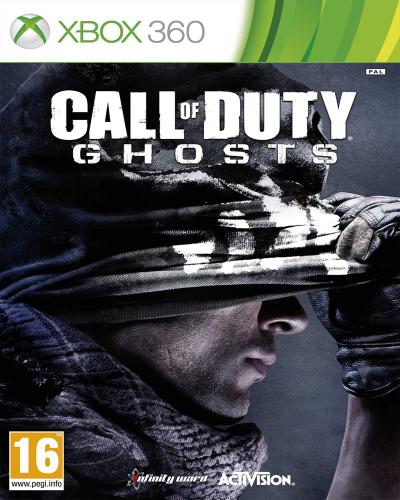 Detalhes do produto xbox 360 call of duty ghosts