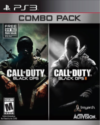 Detalhes do produto sony 3 call of duty black ops 1 2pack