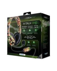 Detalhes do produto xbox one acs headset x talk dream  cam 06618