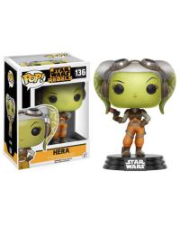 Detalhes do produto pop star wars 136 hera 10774