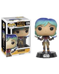 Detalhes do produto pop star wars 135 sabine 10773