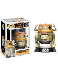 Detalhes do produto pop star wars 133 chopper 10771