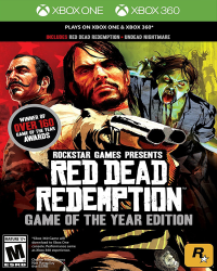 Detalhes do produto xbox 360 red dead redemption goty one