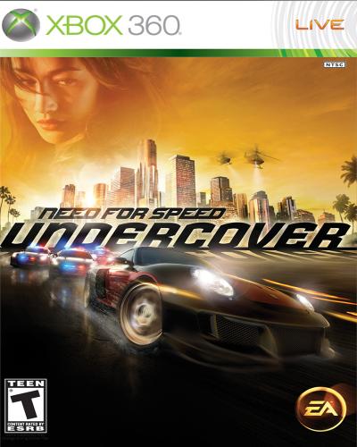Detalhes do produto xbox 360 need for speed undercover