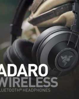 razer headset adaro stereo 01100100 - Foto 2
