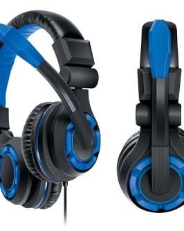 dreamgear headset grx 340 ps4 06427 azul - Foto 1