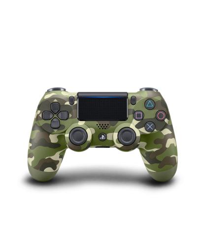 Detalhes do produto sony4 acs joy  dual camuflado green jet