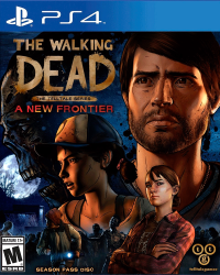 Detalhes do produto sony4 the walking dead a new frontier