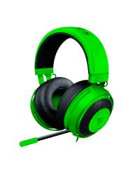 Detalhes do produto razer headset kraken pro v2 green 02050300