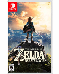 Detalhes do produto switch legend of zelda breath of wild