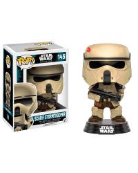 Detalhes do produto pop star wars 145 scarif stormtrooper 10460