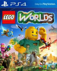 Detalhes do produto sony4 lego worlds new