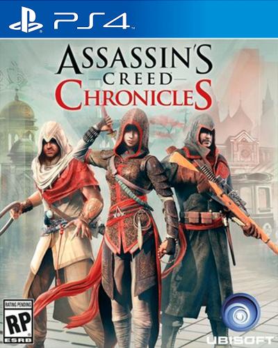 Detalhes do produto sony4 assassin s creed chronicles
