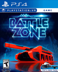 Detalhes do produto sony4 vr battlezone
