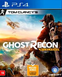 Detalhes do produto sony4 tc ghost recon wildlands