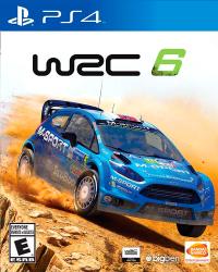 Detalhes do produto sony4 wrc 6 racing