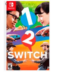 Detalhes do produto switch game 1 2 switch
