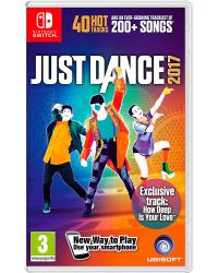 Detalhes do produto switch just dance 17