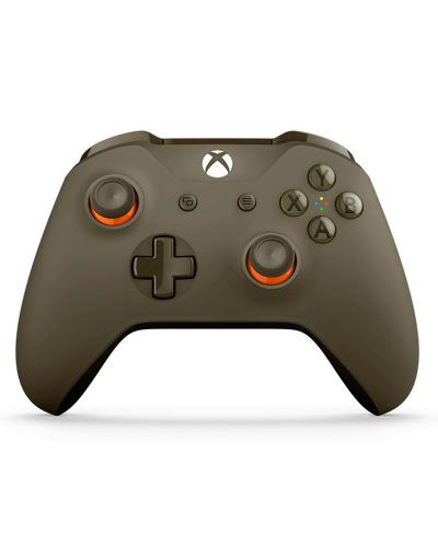 Detalhes do produto xbox one acs joy  green orange wl3 00036