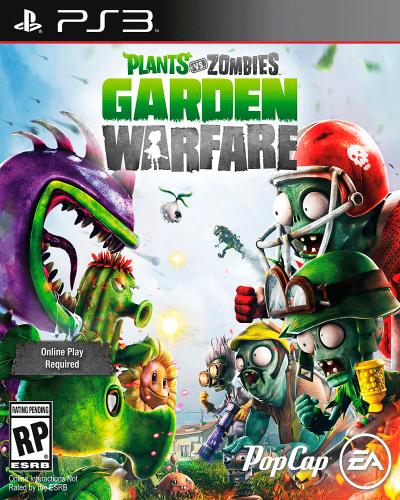 Detalhes do produto sony 3 plants vs zombies garden