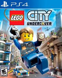 Detalhes do produto sony4 lego city undervocer