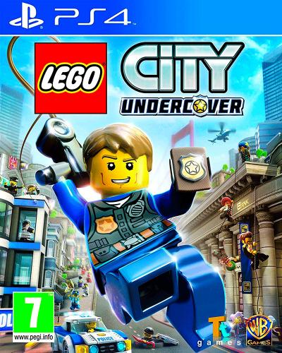 Detalhes do produto sony4 lego city undercover new