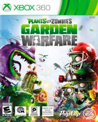 Detalhes do produto xbox 360 plants vs zombies garden