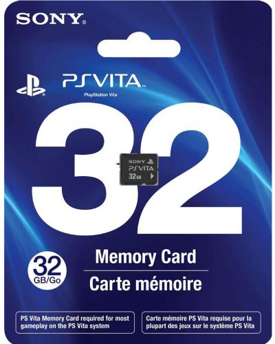 Detalhes do produto psvita acs memory vita 32gb