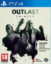 Detalhes do produto sony4 outlast trinity new