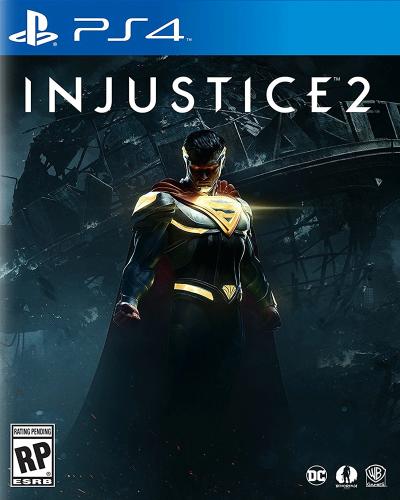 Detalhes do produto sony4 injustice 2 new