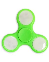 Detalhes do produto hand spinner  led  verde