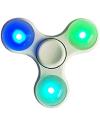 Detalhes do produto hand spinner  led  azul claro